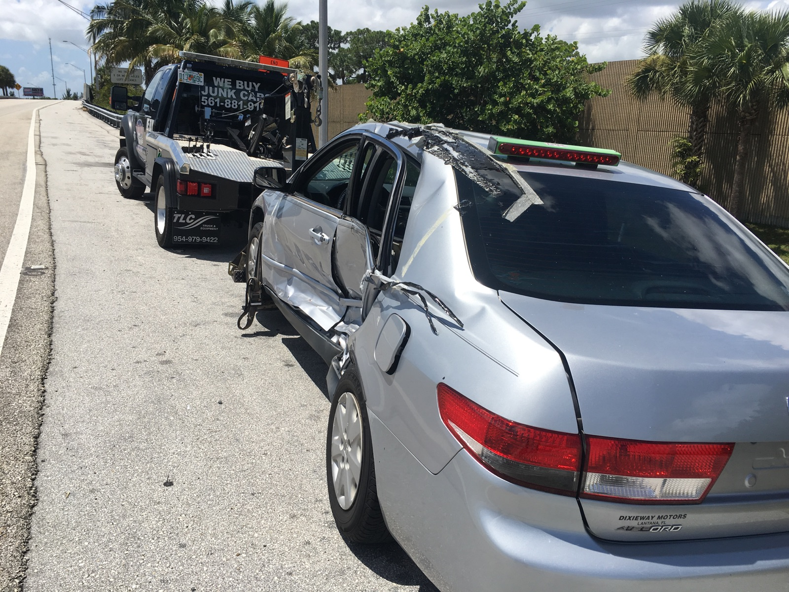 Gallery - Affordable Junk Cars | Palm Beach Gardens FL Emergency ...